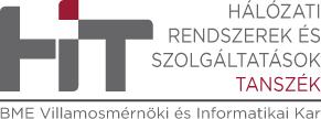 HIT - Hálózati Rendszerek és Szolgáltatások Tanszék
